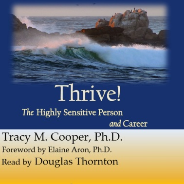 Thrive Audiobook Cover